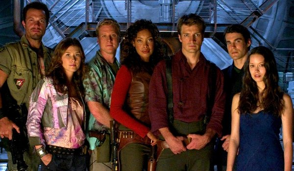 Firefly - Serenity television review