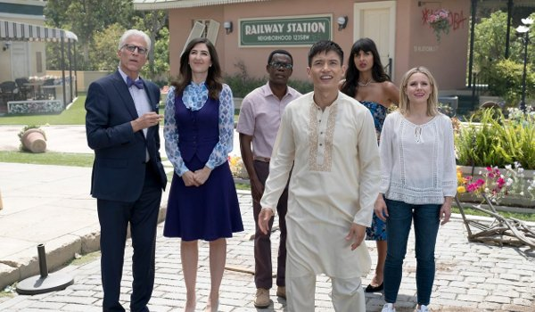 The Good Place - Best Self television review