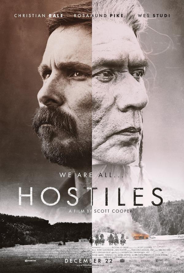 Hostiles movie review