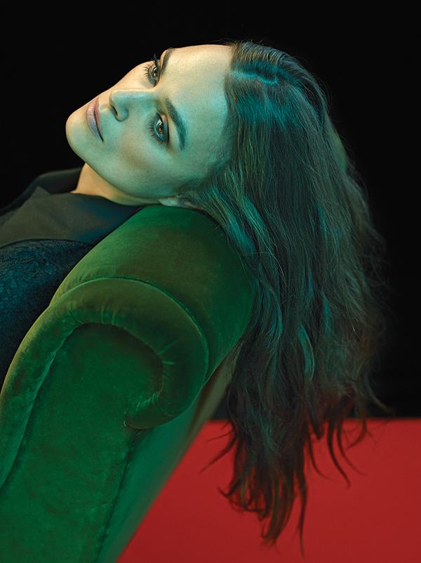 Keira Knightley - Variety (January 2018)