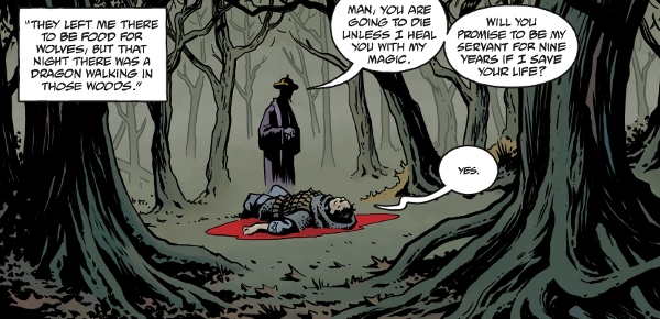 Koshchei the Deathless #1 comic review