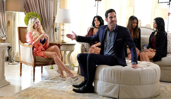Lucifer - City of Angels? television review