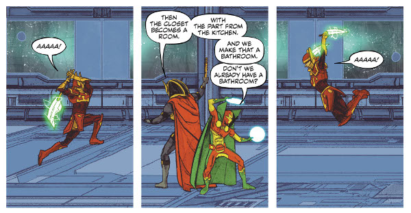 Mister Miracle #6 comic review