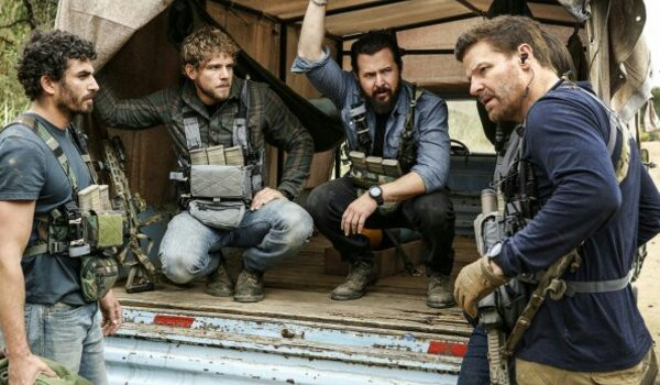 SEAL Team - Containment television review
