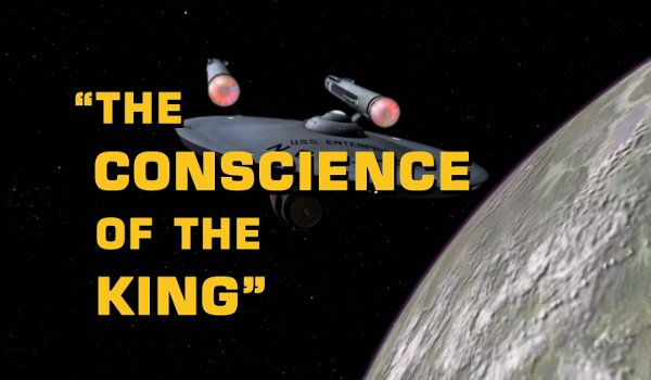 Star Trek - The Conscience of the King TV review