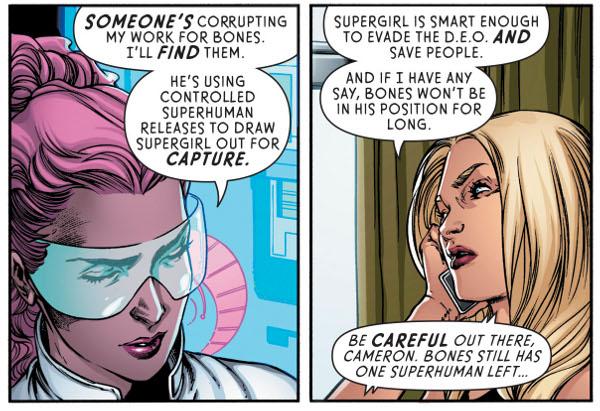 Supergirl #17 comic review