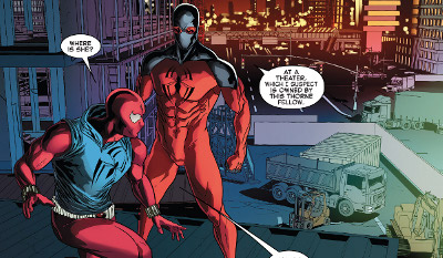 Ben Reilly: Scarlet Spider #12 comic review