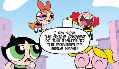 Powerpuff Girls: The Bureau of Bad #1 comic review