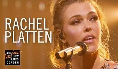 Rachel Platten – Collide (The Late Late Show)