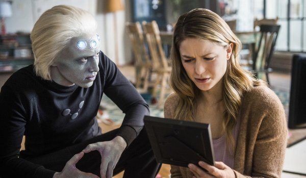 Supergirl – Legion of Super-Heroes television review