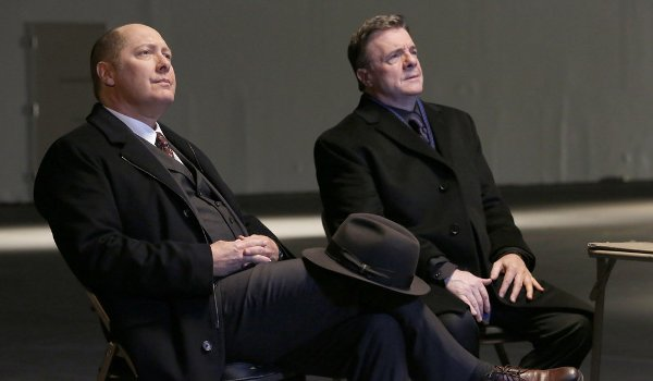The Blacklist - Abraham Stern television review