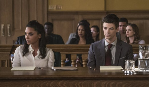The Flash - The Trial of The Flash television review