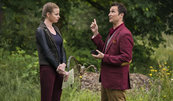 The Librarians and the Graves of Time television review