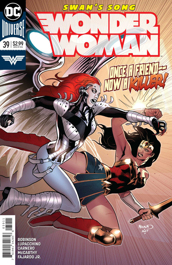 Wonder Woman #39 comic review