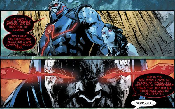 Wonder Woman #39 comic review