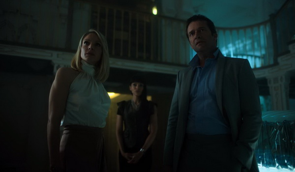 Altered Carbon - Man with My Face TV review