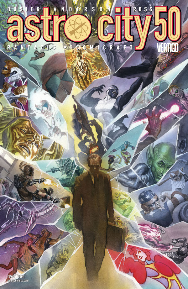 Astro City #50 comic review