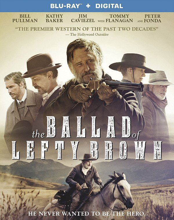The Ballad of Lefty Brown Blu-ray review