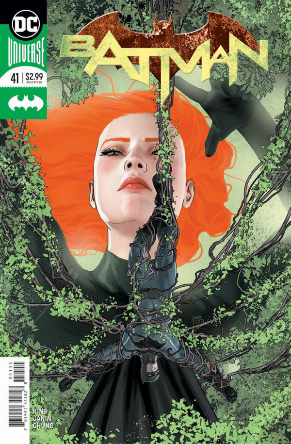 Batman #41 comic review