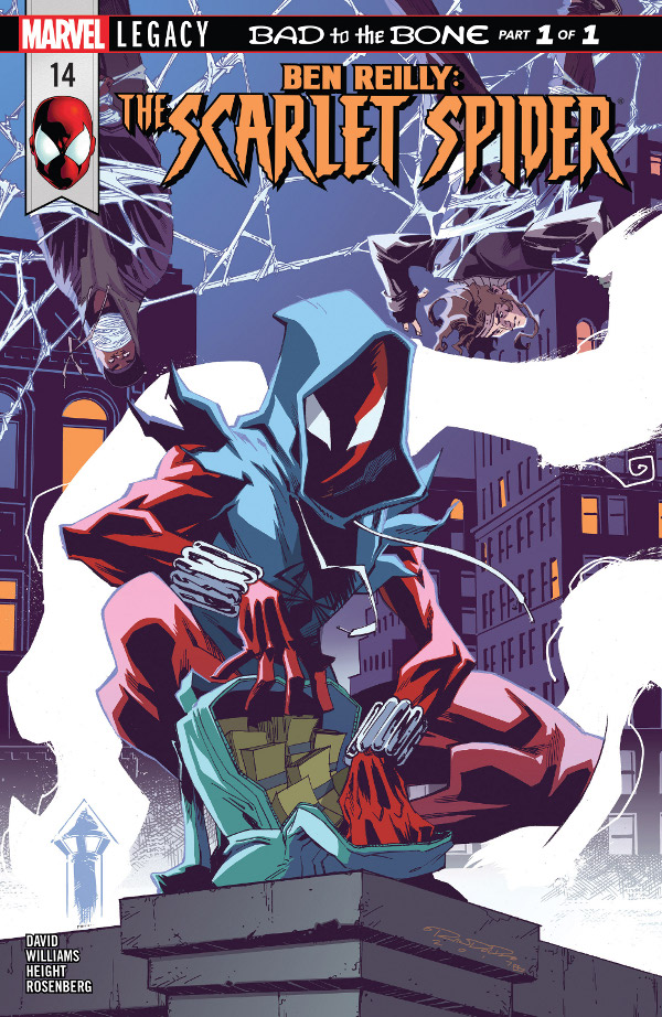 Ben Reilly: Scarlet Spider #14 comic review