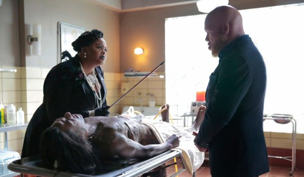 Black Lightning - Black Jesus television review