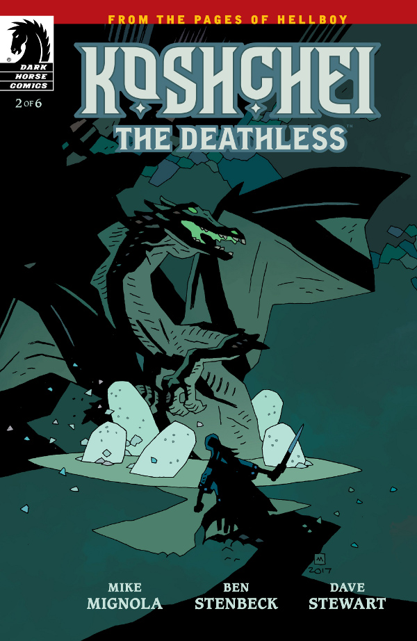 Koshchei the Deathless #2 comic review
