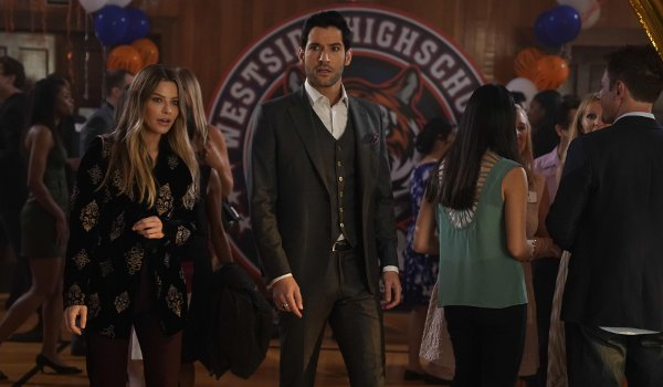 Lucifer - High School Poppycock television review