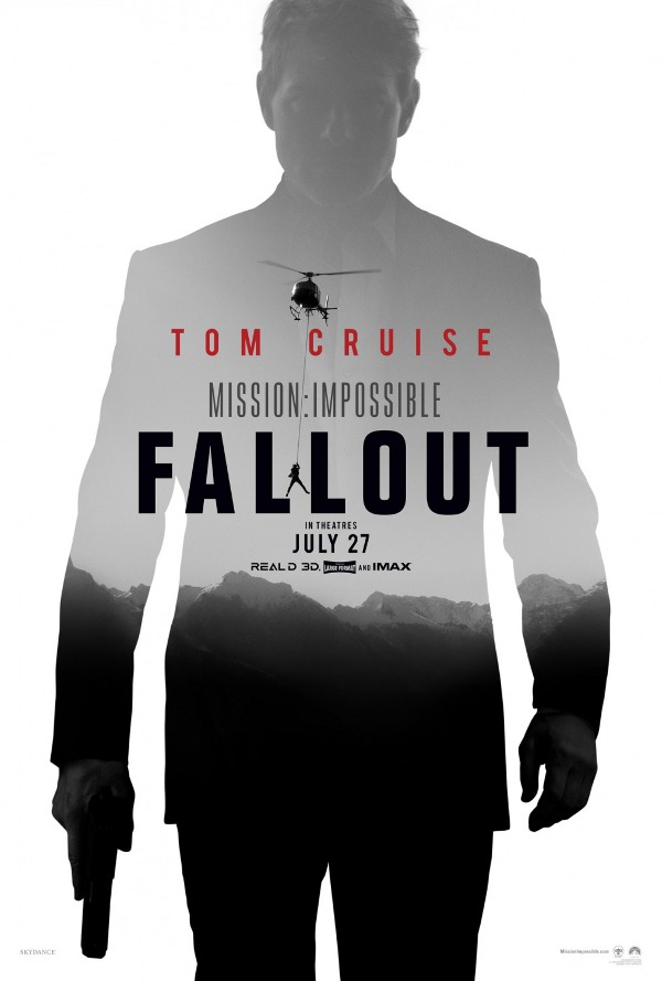 First Look - Mission: Impossible - Fallout