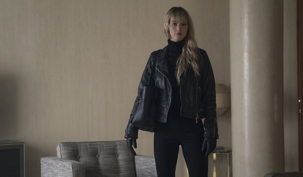 Red Sparrow movie review