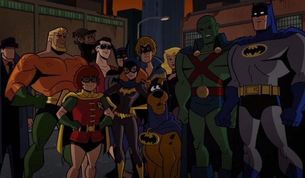 Scooby-Doo! & Batman: The Brave and the Bold DVD review