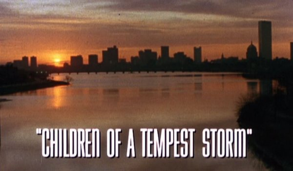 Spenser for Hire - Children of a Tempest Storm television review