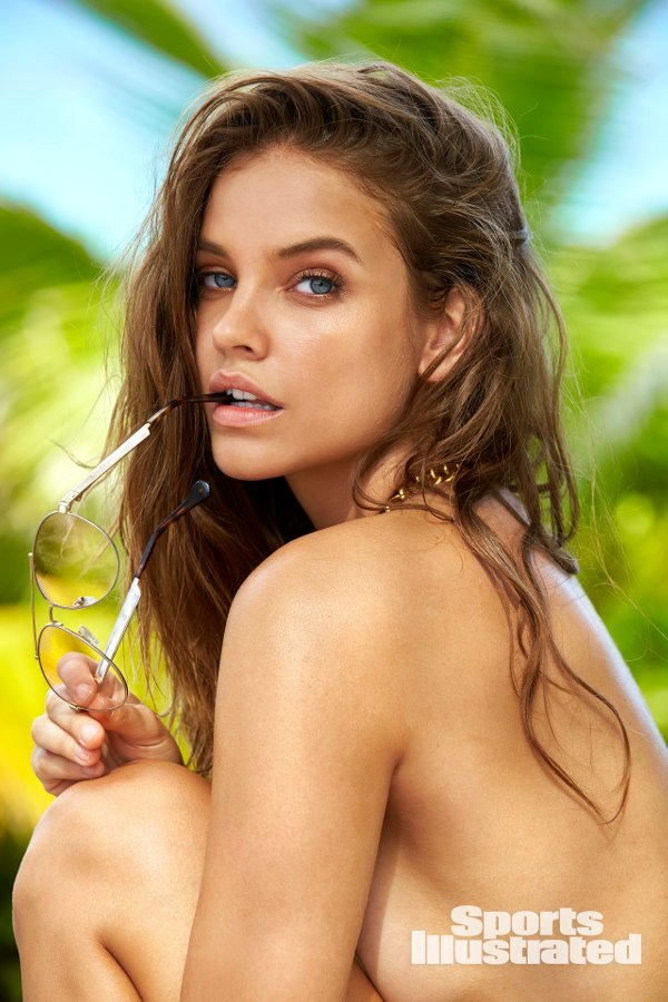 Sports Illustrated 2018 Swimsuit Model Barbara Palvin