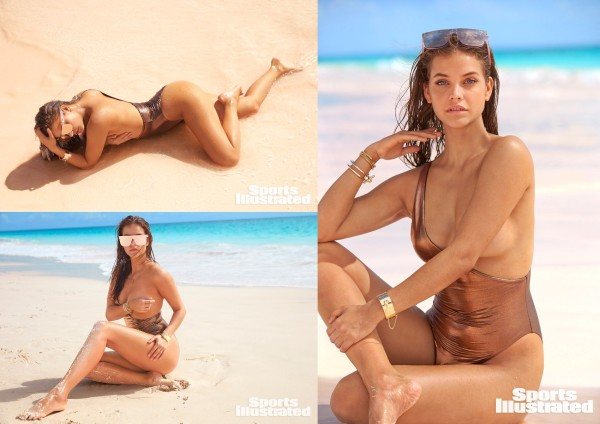 Sports Illustrated 2018 Swimsuit Model Barbara Palvin