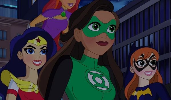 DC Super Hero Girls - Ring Me Maybe TV review
