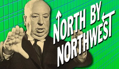 The Bizarre Process of Writing North by Northwest