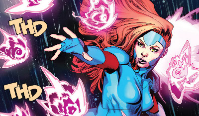 X-Men: Red #1 comic review