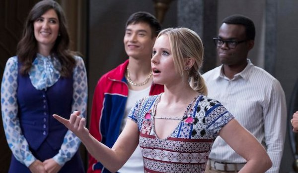 The Good Place - Somewhere Else television review