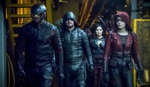 Arrow - The Thanatos Guild television review