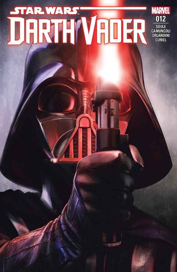 Darth Vader #12 comic review
