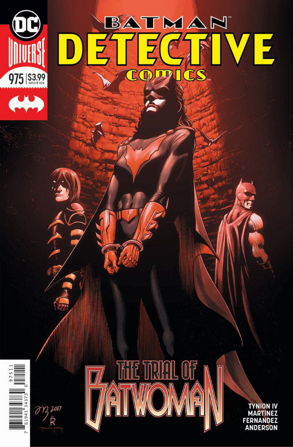 Detective Comics #975 comic review
