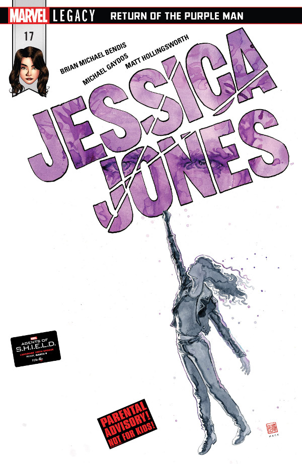 Jessica Jones #17 comic review