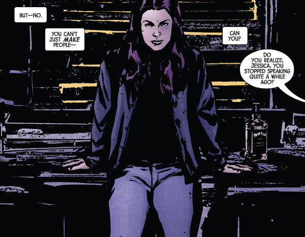 Jessica Jones #17 comic review