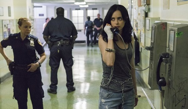 Jessica Jones - AKA The Octopus television review