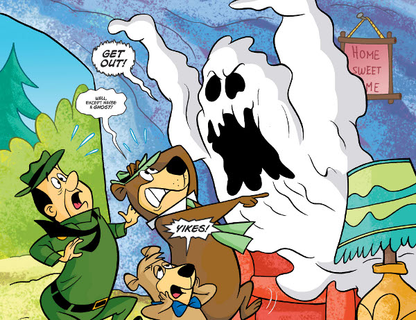 Scooby-Doo! Team-Up #35 comic review