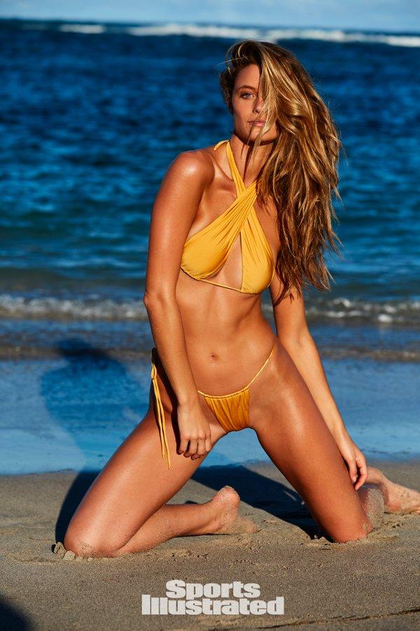Sports Illustrated 2018 Swimsuit Model Kate Bock