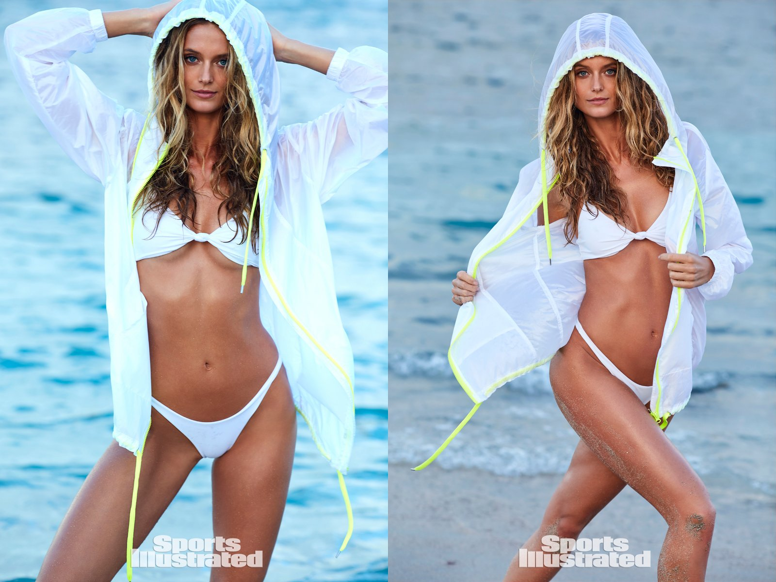 Sports Illustrated 2018 Swimsuit Model Kate Bock