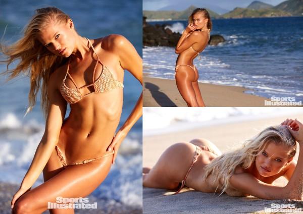 Sports Illustrated 2018 Swimsuit Model Vita Sidorkina