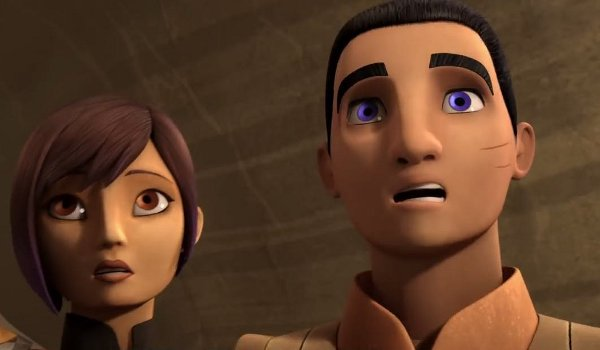 Star Wars Rebels - A Fool's Hope television review