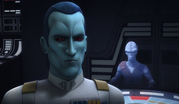 Star Wars Rebels - Family Reunion / and Farewell TV review