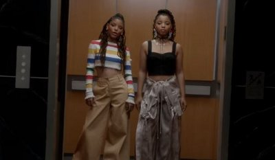 Chloe x Halle – Warrior (A Wrinkle in Time) music video